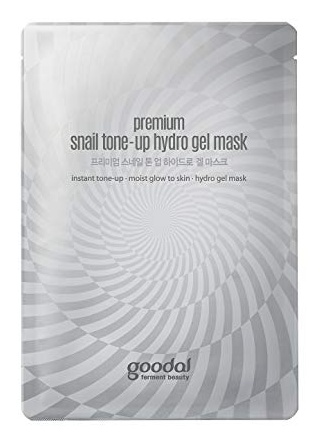 Goodal Premium Snail Tone-Up Hydrogel