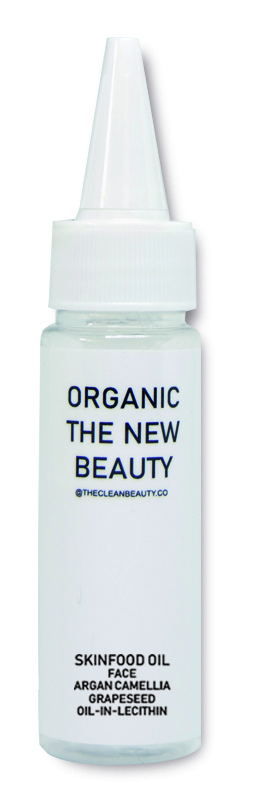 ORGANIC THE NEW BEAUTY Skinfood Oil-In-Lecithin
