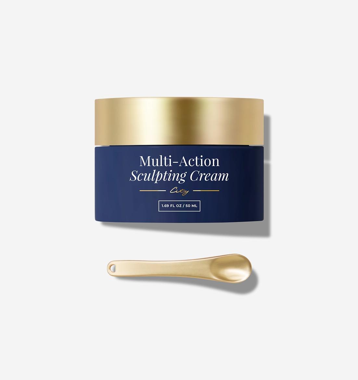 City Beauty Multi Action Sculpting Cream
