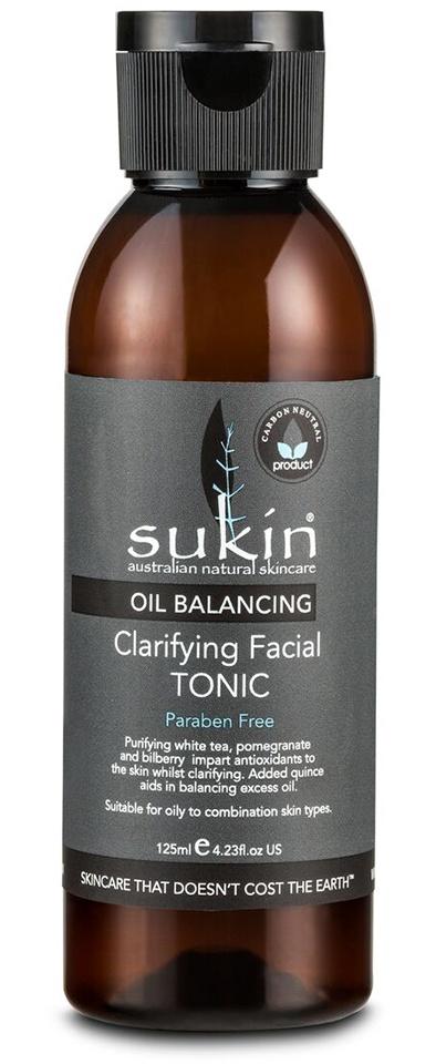 Sukin Oil Balancing Clariyfing Facial Tonic