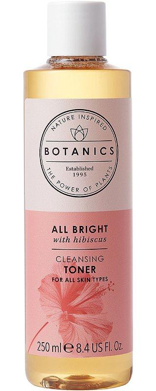 Botanics All Bright Cleansing Toner