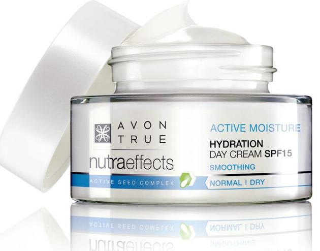 Avon True Nutra Effects Hydration Day Cream Spf 15