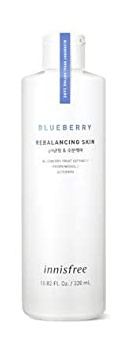 innisfree Blueberry Rebalancing Skin Toner