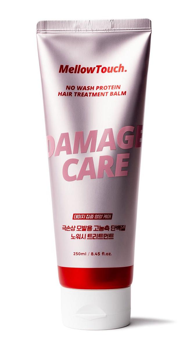 MellowTouch No Wash Protein Hair Treatment Balm