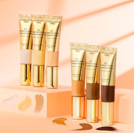 Revolution Pro CC Cream Perfecting Foundation SPF30