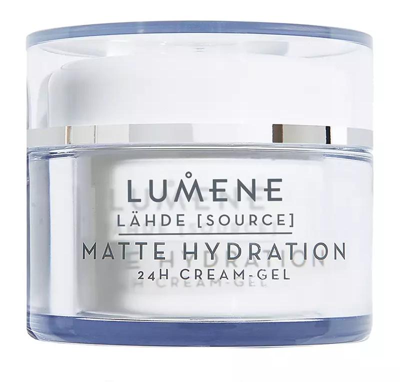 Lumene Nordic Hydra [Lähde] Matte Hydration 24H Cream-Gel