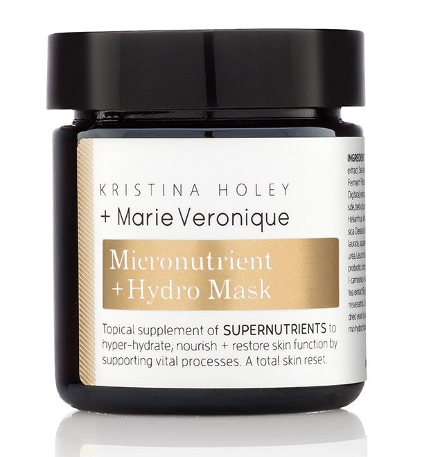 Kristina Holey + Marie Veronique Micronutrient + Hydro Mask