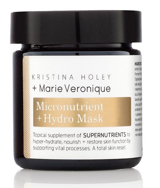Kristina Holey + Marie Veronique Micronutrient + Hydro Mask