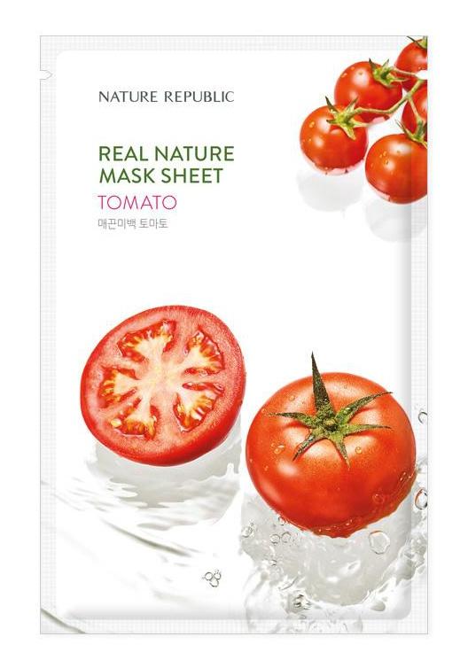Nature Republic Real Nature Mask Sheet Tomato