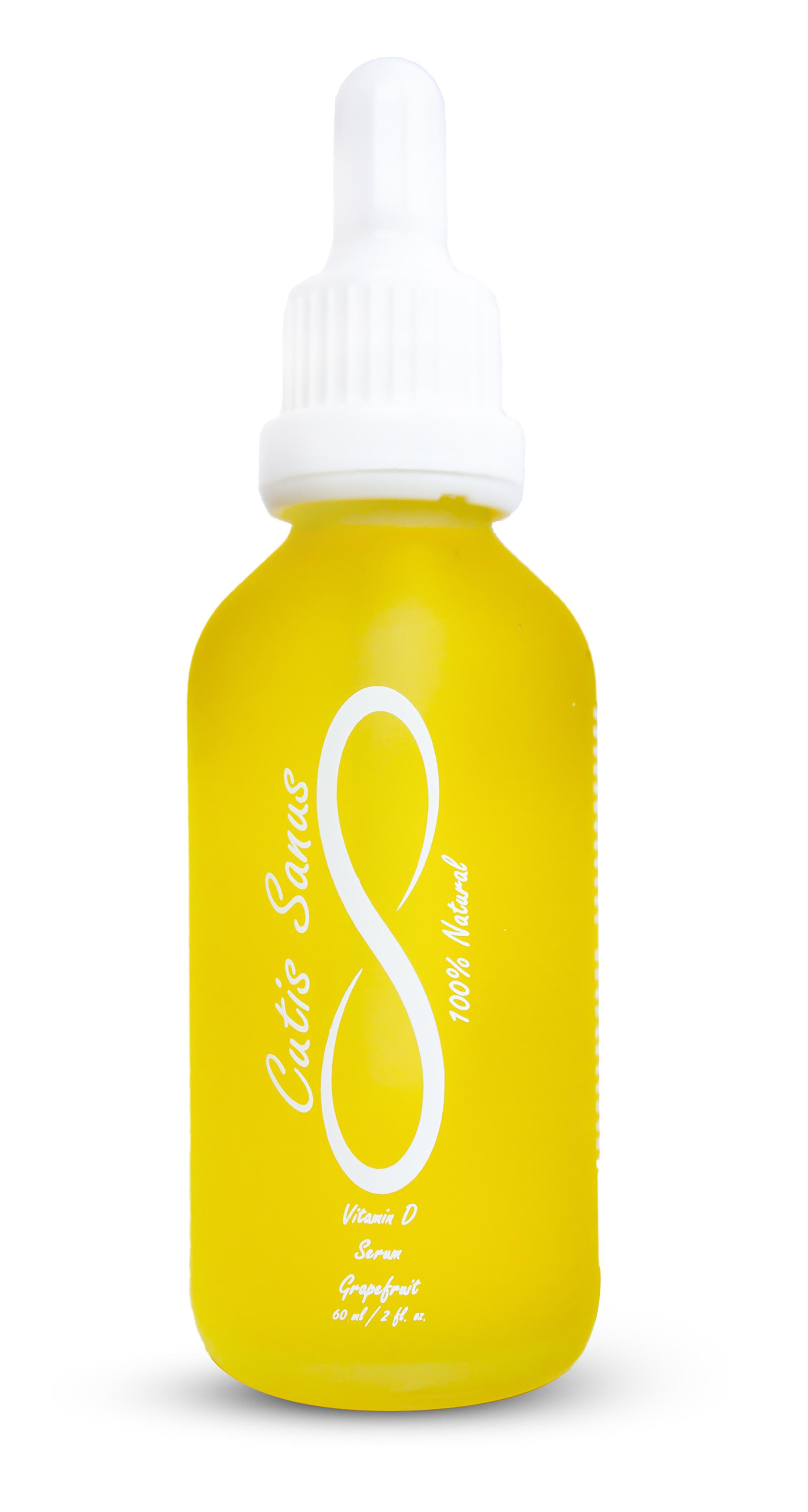 Cutis Sanus 100% Organic Vitamin D Serum Face Oil