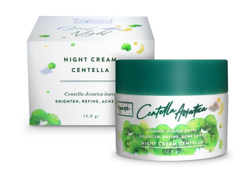 n'pure Night Cream Centella