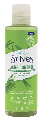 St Ives Acne Control Tea Tree Daily Cleanser