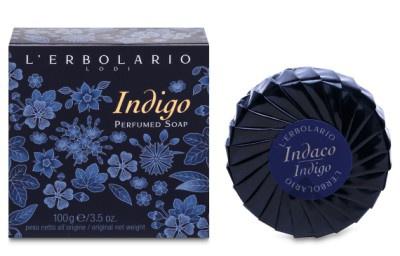 L'Erbolario Profumed Soap Indigo