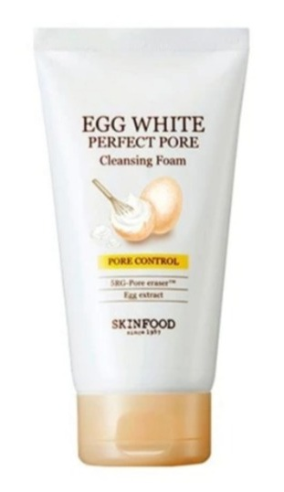 Skin Food Egg White Perfect Pore Cleansing Foam