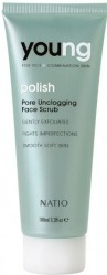 Natio Pore Unclogging Face Scrub