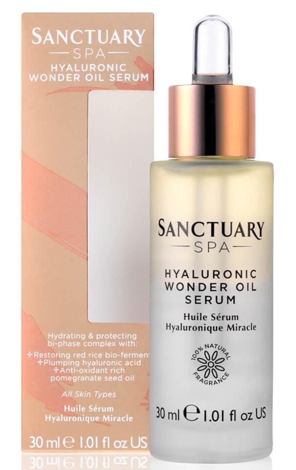 Sanctuary Spa Hyaluronic Wonder Oil Serum