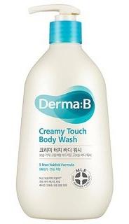Derma B Creamy Touch Body Wash