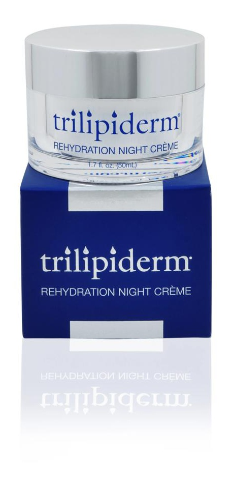 Trilipiderm Rehydration Night Crème