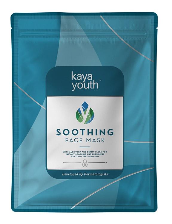Kaya youth Soothing Face Mask