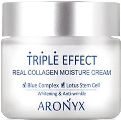 MediFlower Aronyx Triple Effect Real Collagen Moisture Cream