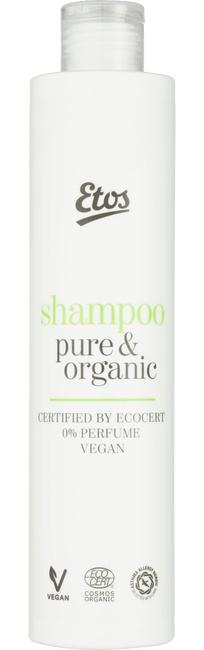 Etos Shampoo Pure & Organic
