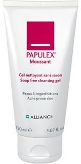 Alliance Papulex Moussant Soap Free Cleansing Gel