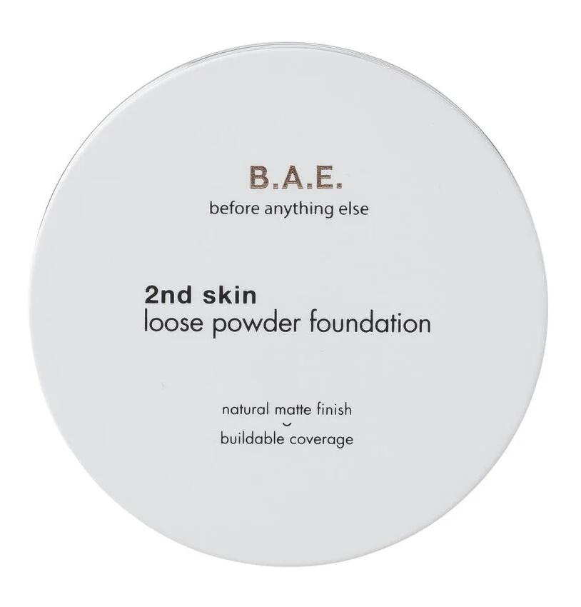 Hema B.A.E. Loose Powder Foundation 2Nd Skin