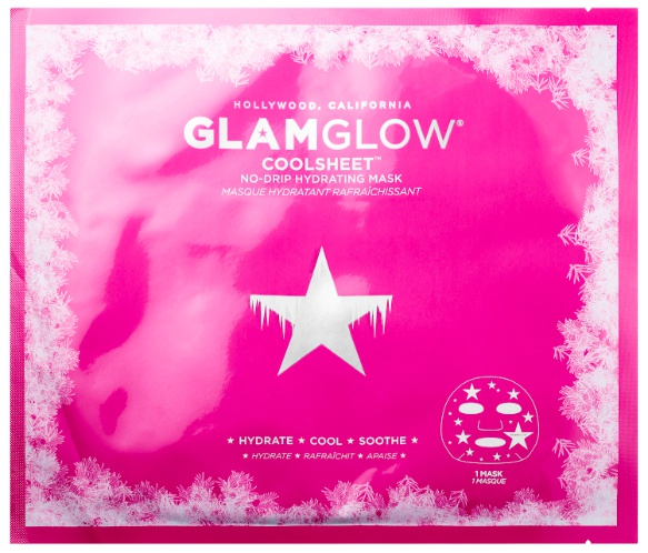 GLAMGLOW Coolsheet™ No-Drip Hydrating Sheet Mask