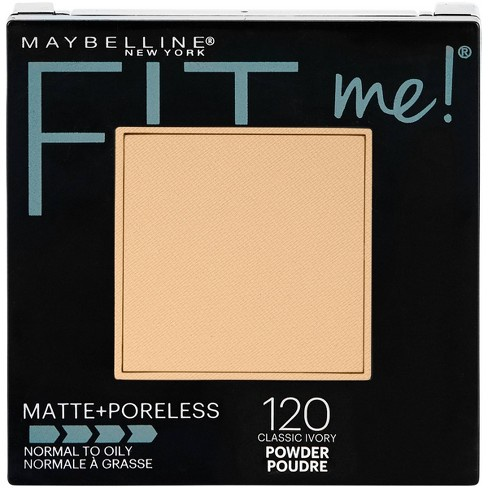 Maybelline Matt + Poreless Powder