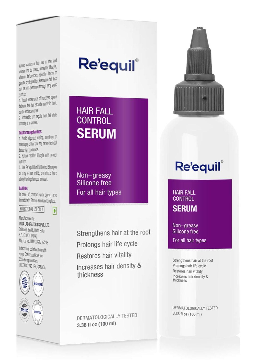 Re'equil Hair Fall Control Serum