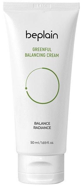 Be Plain Greenful Balancing Cream