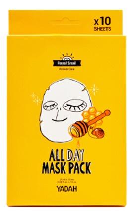 Yadah Royal Snail All Day Mask Pack