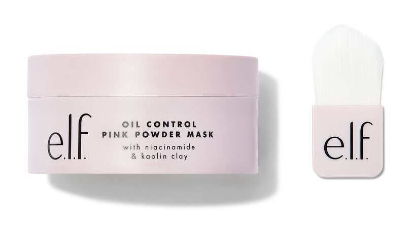 e.l.f. Oil Control Pink Powder Mask