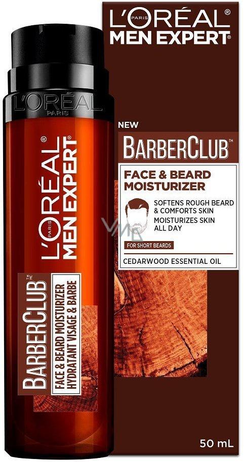 L'Oreal Barber Club Beard And Face Moisturiser