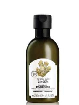 The Body Shop Ginger Scalp Care Conditioner