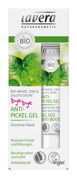 lavera Anti-Pickel Gel Bio-Minze