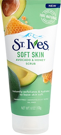 St Ives Soft Skin Scrub