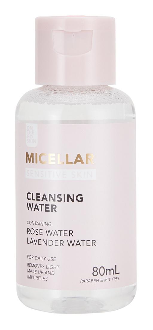 Kmart Micellar Cleansing Water - Sensitive