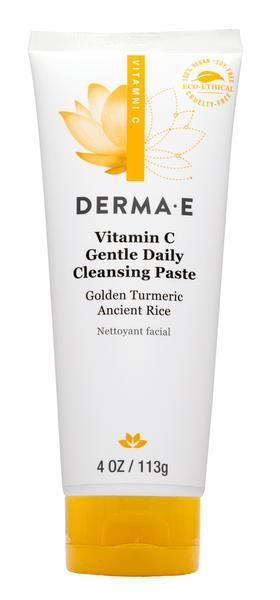 Derma E Vitamin C Daily Brightening Cleanser