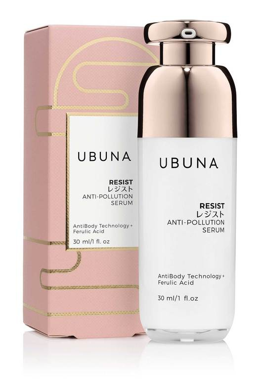 Ubana Beauty Resist Anti-Pollution Serum