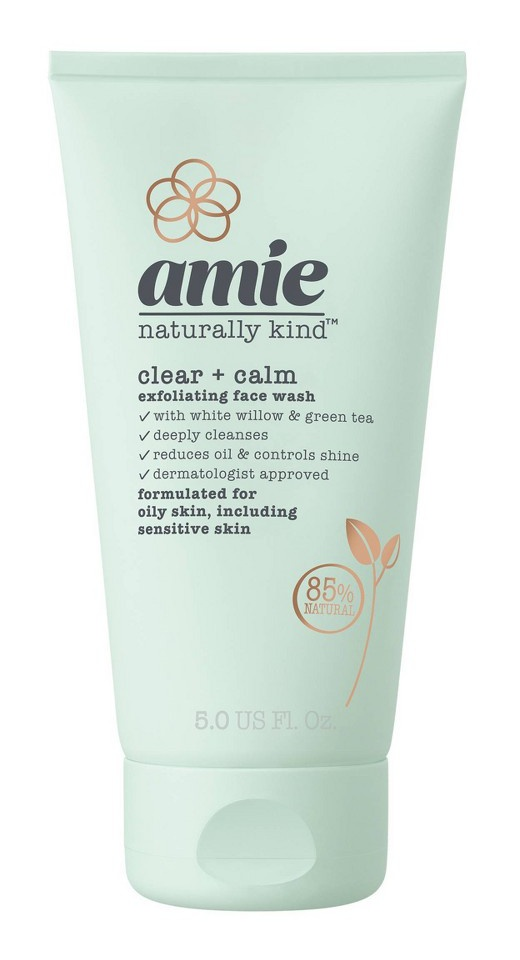 Amie Clear + Calm Exfoliating Face Wash