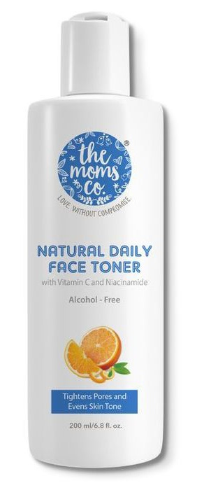 The Mom's Co. Natural Daily Face Toner