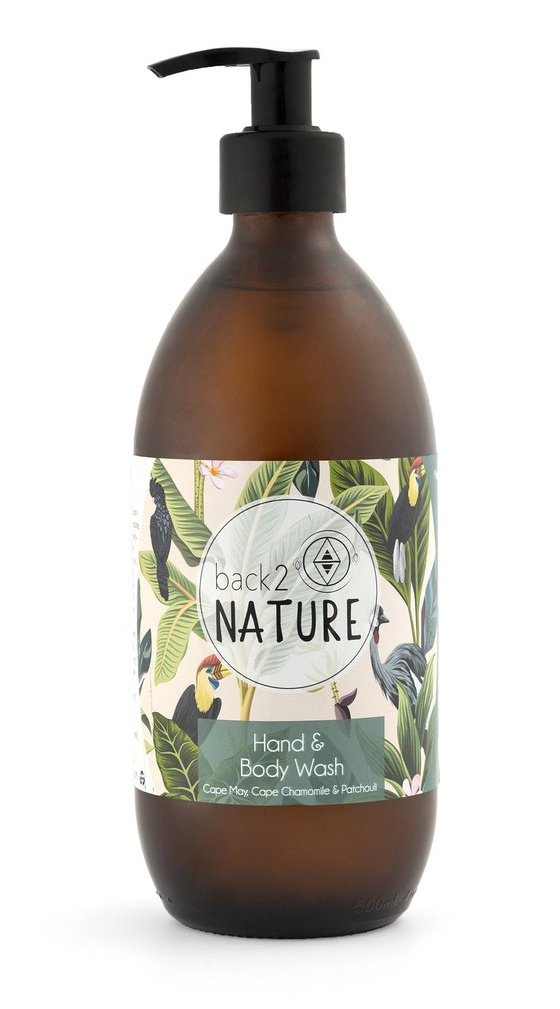 Back 2 Nature Body Wash