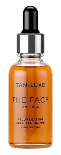 Tan-Luxe The Face Anti-Age (Light-Medium)