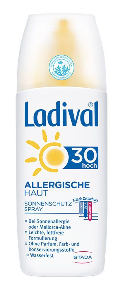 Ladival Sonnenschutz Spray Allergische Haut Lsf30