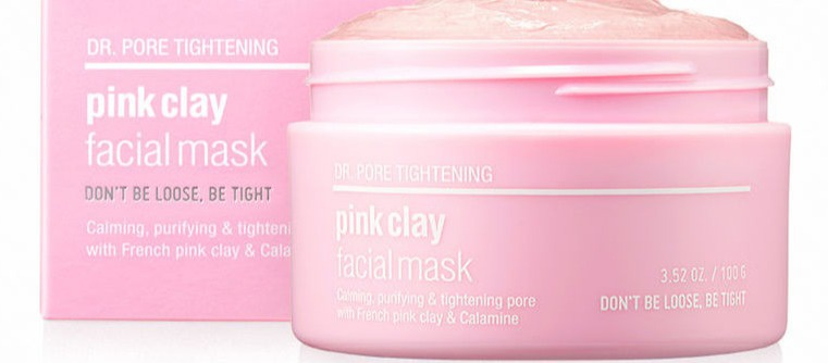 Skin&Lab Pink Clay Facial Mask
