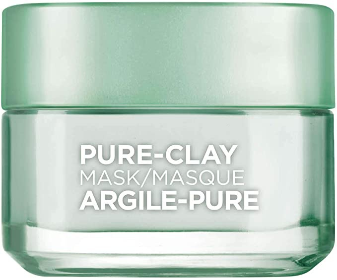 L'Oreal Paris Pure-Clay Clarifying & Smoothing Face Mask