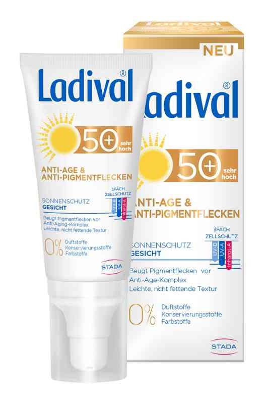 Ladival Anti-Age Anti-Pigment Spf 50+