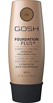 Gosh Foundation Plus+ 010
