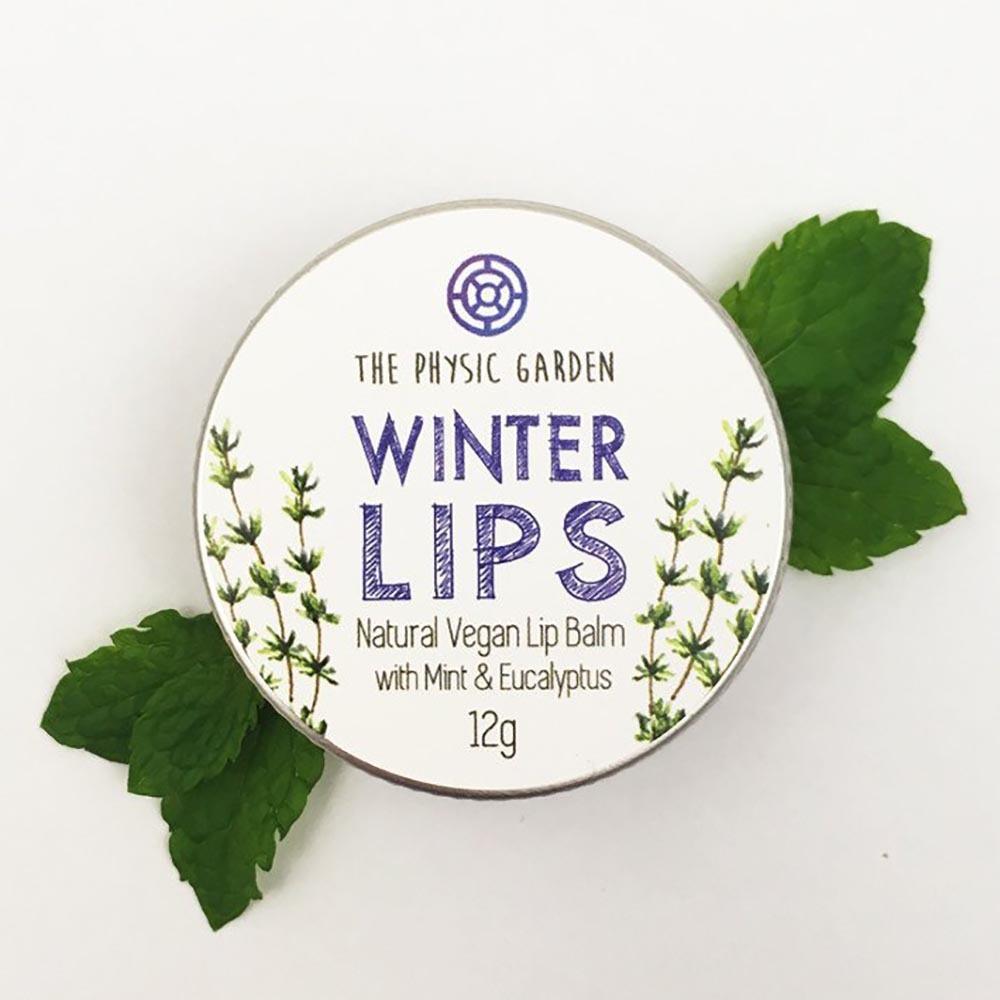 The Physic Garden Winter Lips Lip Balm